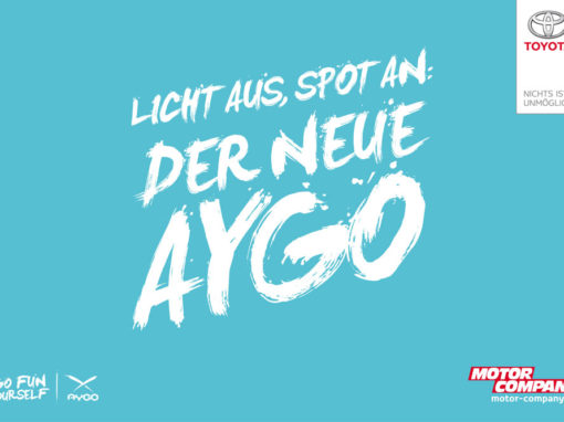 Promotion Motor Company  Toyota Aygo