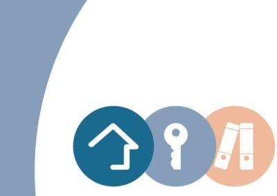 Corporate Design Mette Immobilien- und Hausverwaltung